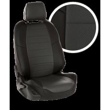 Чехлы для Toyota Scion цвет чёрный/т.серый