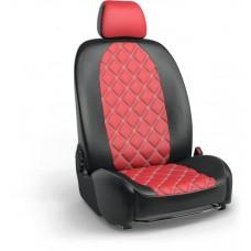 Чехлы на сидения для Kia Picanto 3 в дизайне ромб