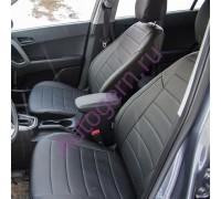 Однотонные чехлы для Hyundai Creta
