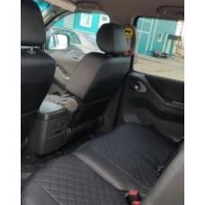 Чехлы Nissan Pathfinder в дизайне ромб