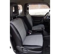 Авточехол в классическом дизайне для Suzuki Jimny