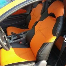 Авточехол в классическом дизайне для Toyota Celica