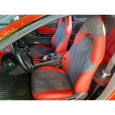 Авточехлы из алькантары для Toyota Celica VII (T23)