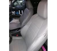 Авточехлы в классическом дизайне для Toyota C-HR