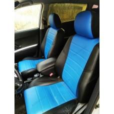 Авточехол в классическом дизайне для Toyota Corolla Verso 2008