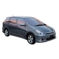 Авточехлы Toyota Wish 1