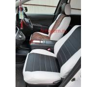 Авточехлы для Toyota Wish в классическом дизайне 2003-2009