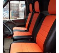 Авточехлы из экокожи для VW LT