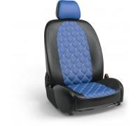 Чехлы на сиденья в дизайне ромб для ГАЗ 31105-3110
