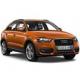 Чехлы для Audi Q3