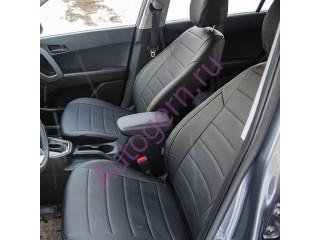 Hyundai Creta - Чёрный цвет